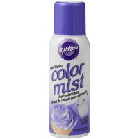 Wilton Edible Food Color Mist Violet Spray