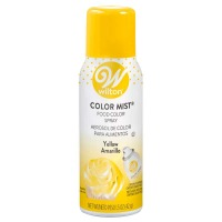 Wilton Edible Food Color Mist Yellow Spray