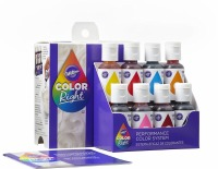 Color Right Food Color Kit 8 PC