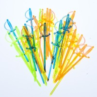 Colorful Sword Picks 36 CT