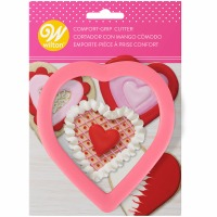 Comfort Grip Cookie Cutter Heart