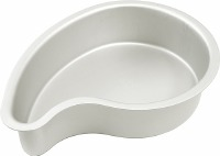 "Fat Daddio's Comma Cake Pan 10"" X 2"""