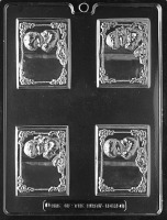 Communion Boy & Girl Book Mold
