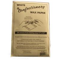 Confect Wax Paper 4X5.5 200 CT