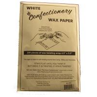 Confect Wax Paper 4X5.5 2000CT