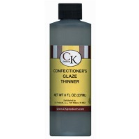 Confectioner Glaze Thinner 8 OZ