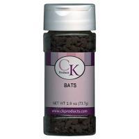 Confetti Black Bats 2.8 OZ