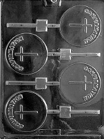 Confirmation Lolly Mold