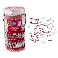 Cookie Cutter 10PCSet Holiday