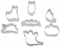 Cookie Cutter Halloween Set