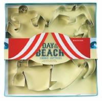 Cookie Cutter Set Beach