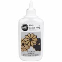 Cookie Icing 10 OZ Black