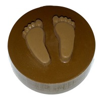 Cookie Mold - Baby Feet