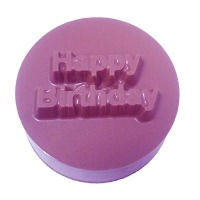 Cookie Mold - Happy Birthday