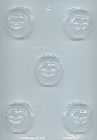 Cookie Mold Jack-O-Lantern