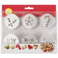 Cookie Press Xmas Discs