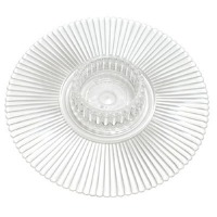 CRYSTAL SPLENDOR PLATE 14""