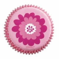 Standard Baking Cup Pink Party 75 CT