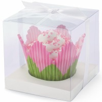 Cupcake Box Kit White Pearl 20