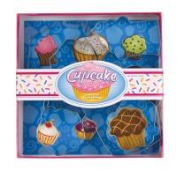 Cupcake Cookie Cutter Set