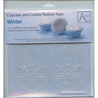 Cupcake Cookie Mats Winter