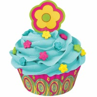 Cupcake Decoration Kit Flower