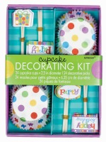 Cupcake Decorating Kit Birthday