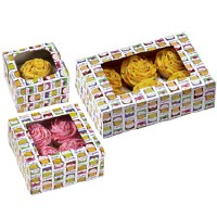 Cupcake Heaven 4-Box 3-PK