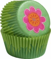 Cupcake Kit Flower 48 CT