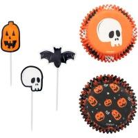 Cupcake Kit Halloween 72CT
