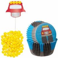 Cupcake Kit Truck 12 CT