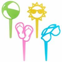 Cupcake Picks Summer Fun