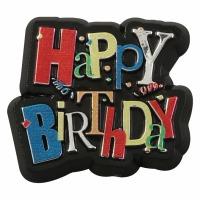 Cupcake Rings Cake Topper Birthday Shimmer