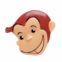 Cupcake Rings Cake Topper Curious George