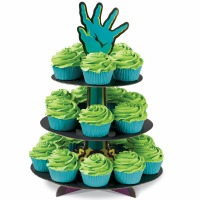 Cupcake Stand Zombie 1CT
