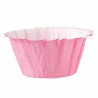 Standard Baking Cups Ruffle Pink 24 CT