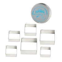 Cutter Set Square (Set of 6)