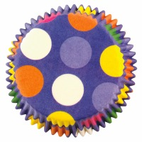Dazzling Dots Bake Cups 50 CT