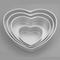 Dec Preferred Heart Pan Set 4