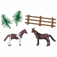 5 - Piece Horse DecoSet