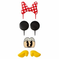 Deco Set Minnie Mouse 7 PC Set