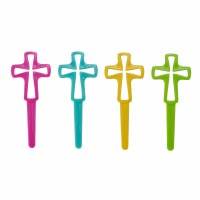 Decopics Bright Cross 12 CT