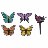 Decopics Butterfly Beauty 6 CT