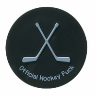 Decoring Hockey Puck 12 CT