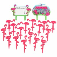 Decoset Flamingos