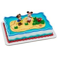 Decoset Mickey & Minnie Pirate