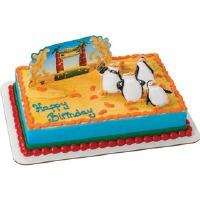 Decoset Penguins Snack Attack