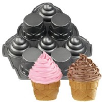 Dimensions Ice Cream Cone Pan