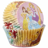 Disney Princess Baking Cup 50