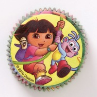 Dora Baking Cups 50 CT